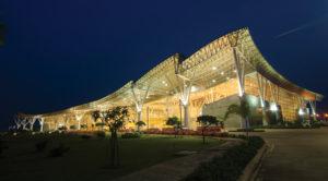 New Integrated Airport Terminal, Raipur
