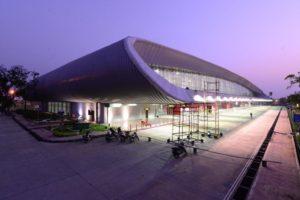 New Integrated Airport Terminal, Vadodara
