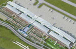 Anna International Airport Terminal, Chennai