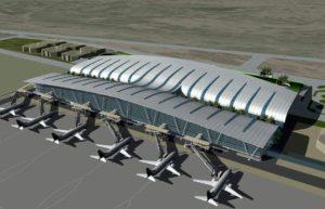 New Kamraj Domestic Airport Terminal